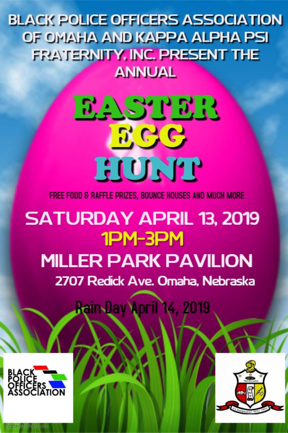BPOA Easter Egg Hunt